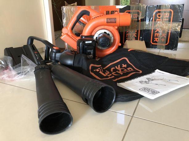 Black & Decker odlurzacz domlisci dmuchawa GWC360L20