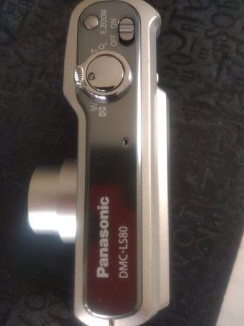 Aparat fotograficzny LUMIX Panasonic DMC-LS80