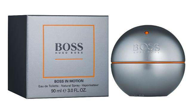 Hugo Boss Boss In Motion Оригинал 90 мл