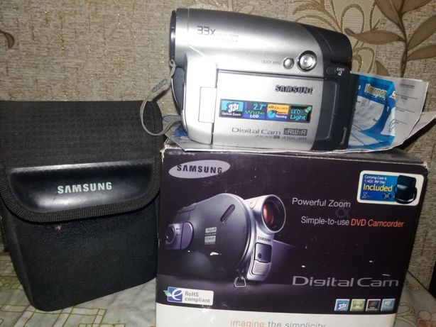 видеокамера VP-DC165W