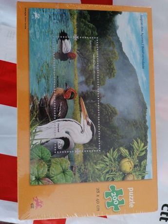 Puzzle Lagoas dos Açores /Biodiversidade