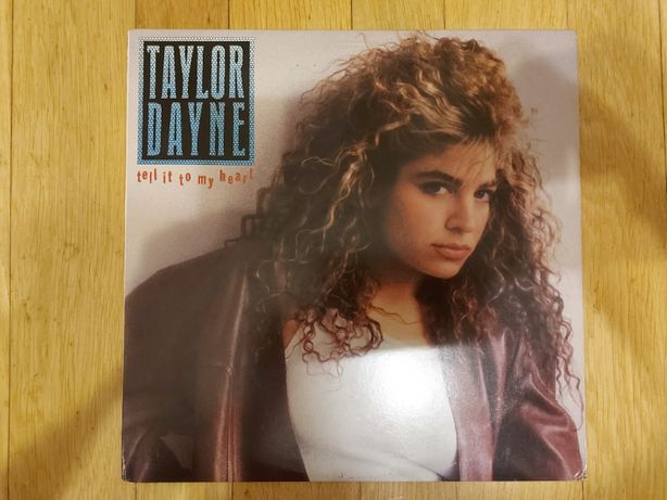 Taylor Dayne, Tell It To My Heart, USA, Arista, 1987, IGŁA