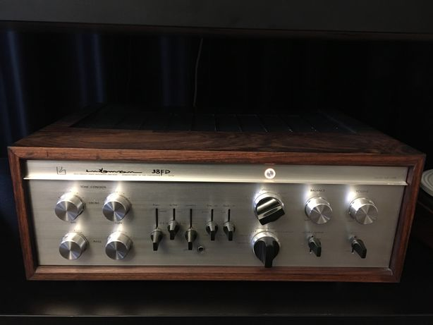 Wzmacniacz lampowy Luxman SQ38FD