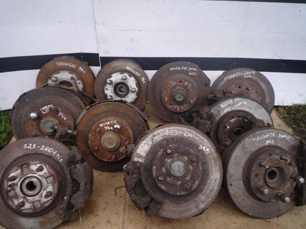 Ступиця тормозний диск Mazda 626, 323,Almera,Carisma
