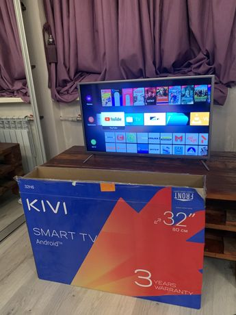 Телевизор KIVI 32H6 Smart tv Android
