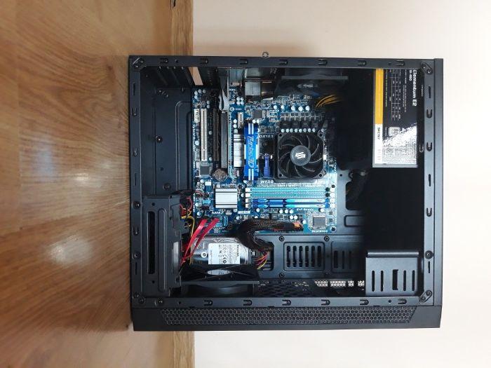Komputer /AMD Atchlon II x4 /Msi gt 710/8GB Ram/Windows 10/Dysk 500GB Dynów - image 1