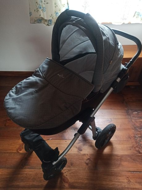 Wózek dla dziecka Bebetto Vulcano