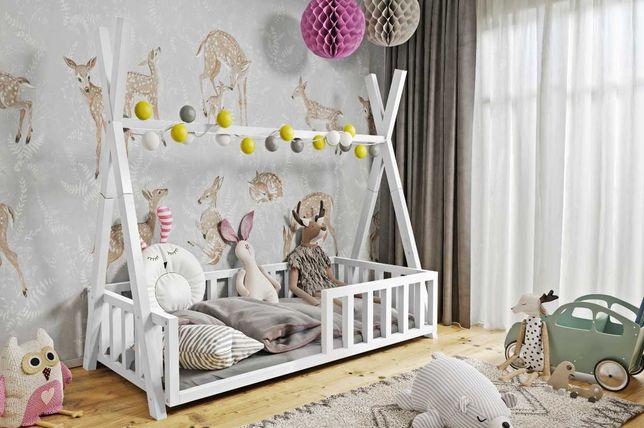 Łóżko dziecięce Tipi! Nowoczesny styl!