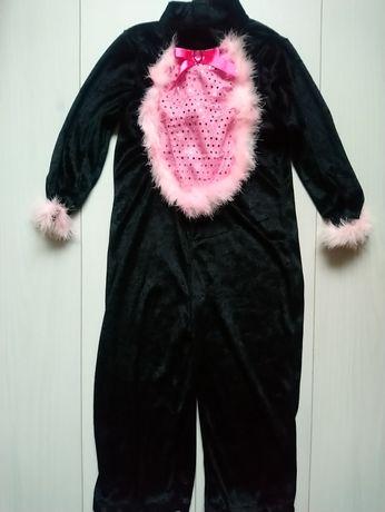 Мягенький Котик Чорний на 3-4 роки