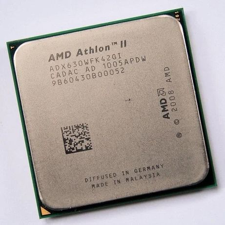 Процессор AMD Athlon II X4 630 2.8GHz/2M/2000