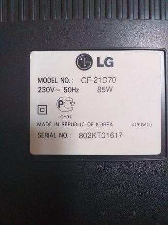 Телевизор LG. CF-21D70.