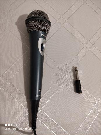 Mikrofon przewodowy Philips SBC MD150