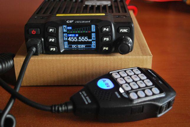 Radiotelefon  CRT Micron UV export  duobander