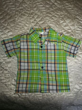 Sprzedam koszule chłopięca r. 80