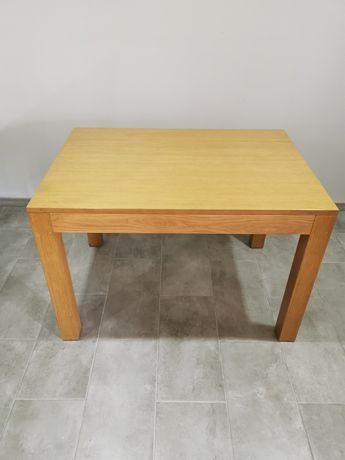 Mesa em Carvalho Extensível 80-115x115cm