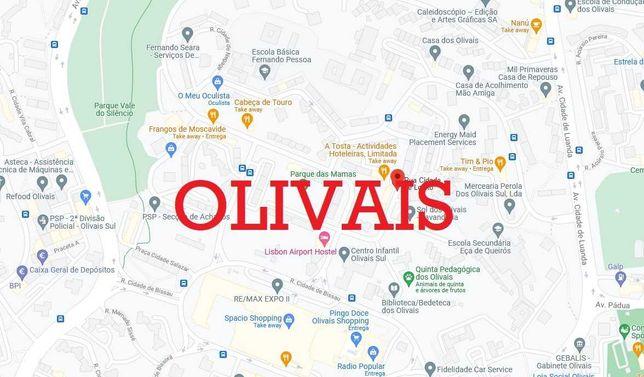 Trespasse Minimercado Olivais Sul
