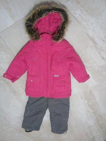 Зимняя куртка с полукомбинезоном Lenne. Эстония.