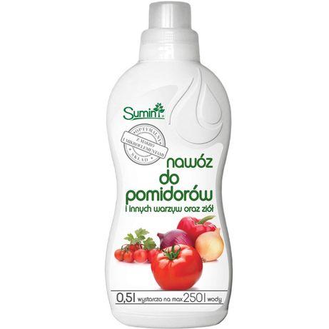 Nawóz do pomidorów i innych warzyw oraz ziół 0,5L