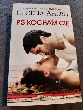 """Książka """" P.s. kocham cie"""" Cecelia Ahern"""