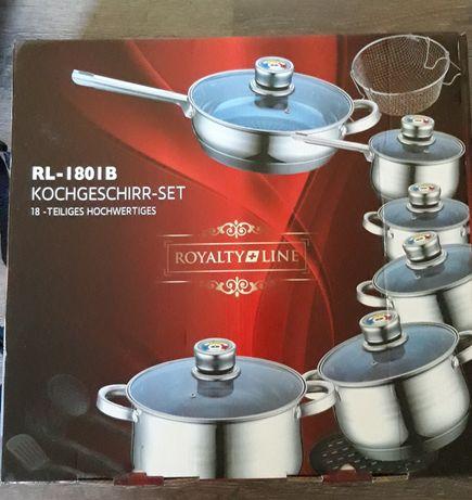 Продаю посуды набор royalty line rl-1801b