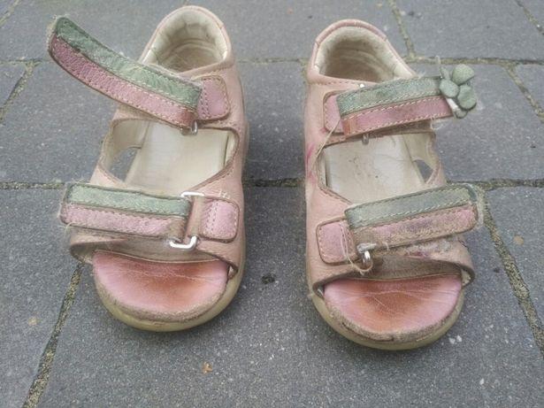 Buty dziecięce, ortopedyczne, Memo