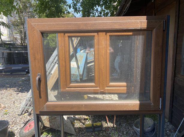 Okno PVC Drutex 1170x860, uchylo rozwierne