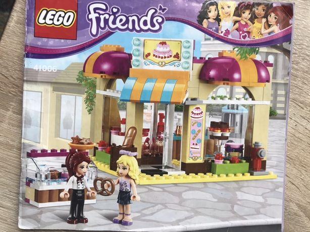 Lego friends 41006 Piekarnia