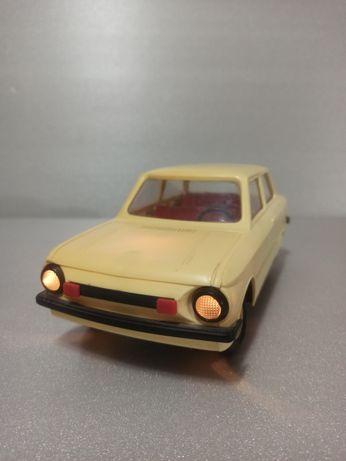 ЗАЗ-968М с электромеханическим приводом игрушка СССР