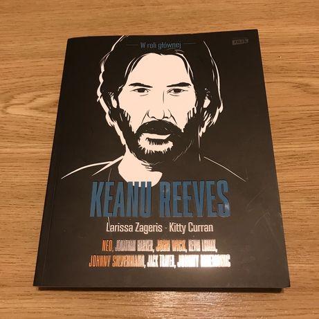 Książka Keanu Reeves Nowa