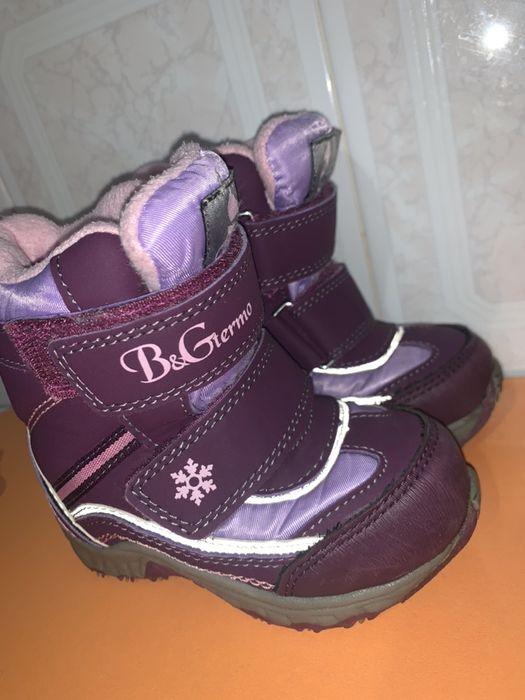 Термо чоботи,Чоботи,зима,BGtermo Тернополь - изображение 1