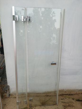 Drzwi do kabiny prysznicowej do zabudowy