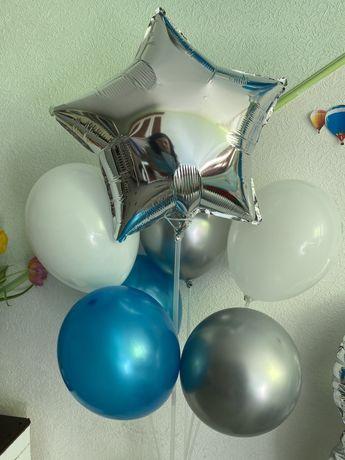 Латексные шарики. Воздушные шары. Фотозона