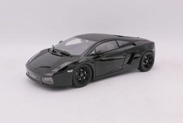 Lamborghini Gallardo NERA - 1:18 - Norev