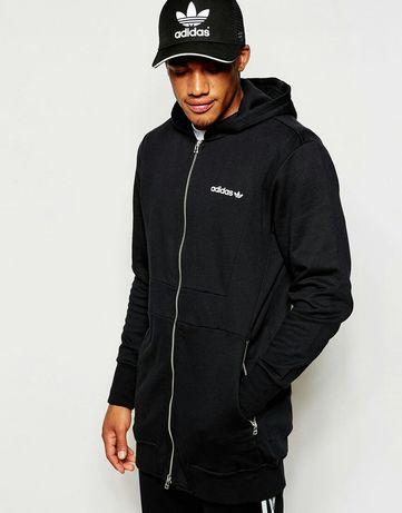 Толстовка Adidas Originals Longline Zip.Lр50-52р