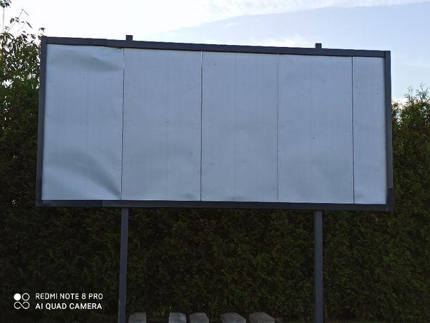 Billboard reklamowy nośnik reklamowy, sprzedam 2 sztuki
