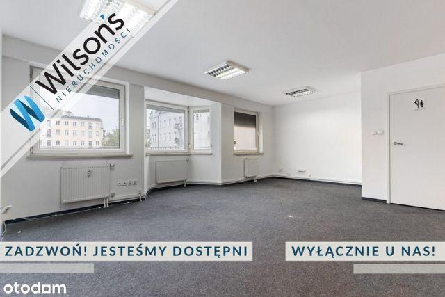 Przestronne biuro 125 m2 przy parku Skaryszewskim
