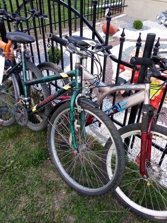 Rowery sprzedam różne