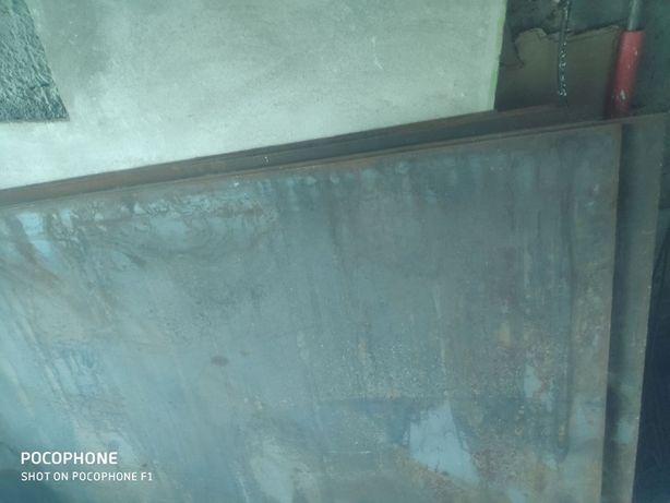 Blacha zimnowalcowana z/w goła - arkusz 2,0; 3,0; 4,0; 1000x2000 mm