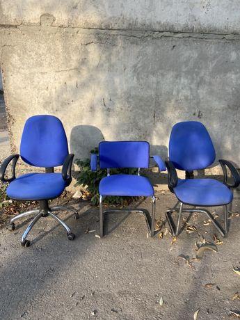 Распродажа офисные стулья кресла столы