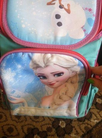 Школьный ортопедический рюкзак, ранец для девочки 1-4 класс