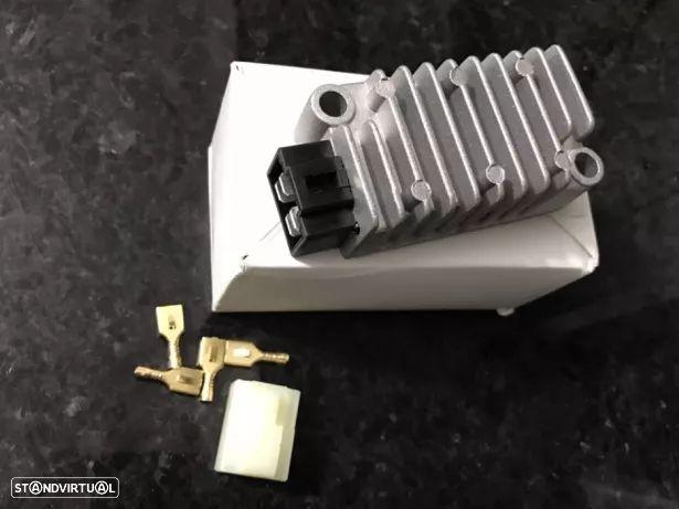 Regulador Yamaha xtz fj fzr rd tenere virago tw xt tdm tt xj xv tzr