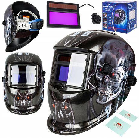 Maska spawalnicza przyłbica samościemniająca filtr (SPA34)