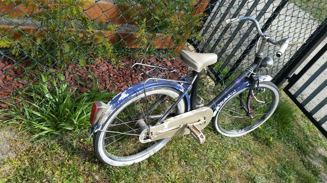 Rower 20 stary typ RETRO