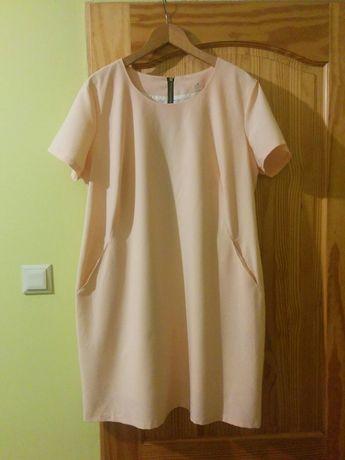 Nowa Sukienka wizytowa damska 48