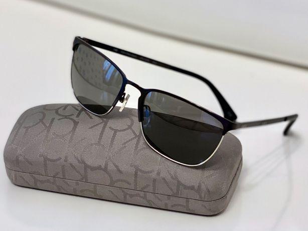 Calvin Klein брендовые солнцезащитные очки, оригинал 100%