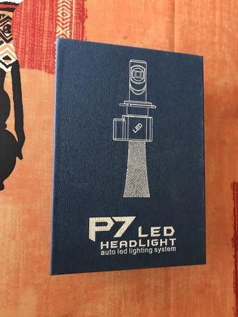 Kit de lâmpadas Led H7 - NOVO