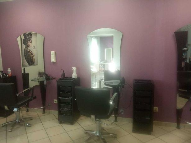Salon fryzjerski wyposażenie