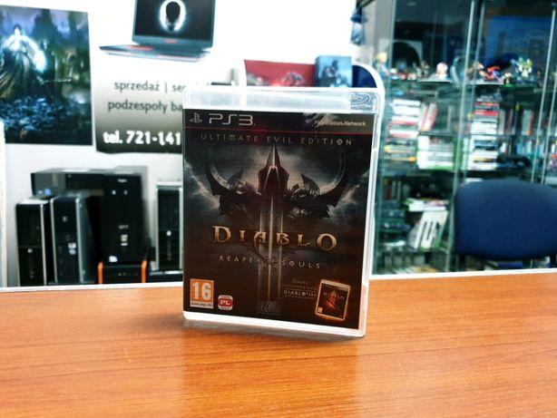 Diablo 3 reaper of souls - Gra na PS3 PL