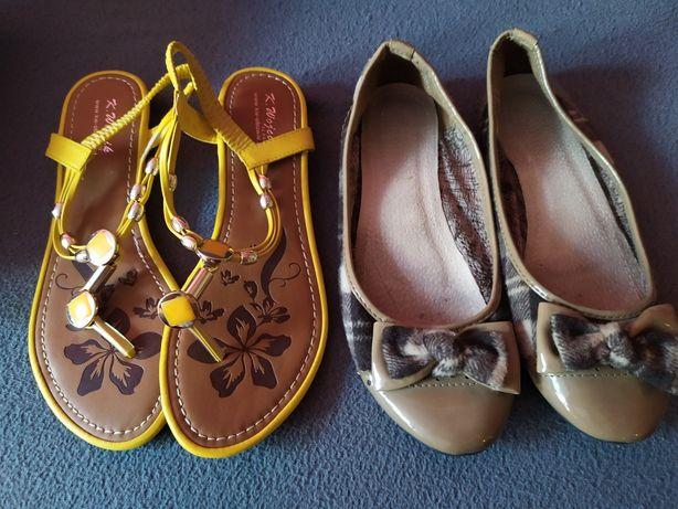 Sandałki,balerinki
