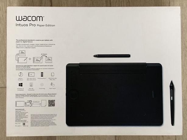 Графический планшет Wacom Intuos Pro M (PTH-660) Paper Edition